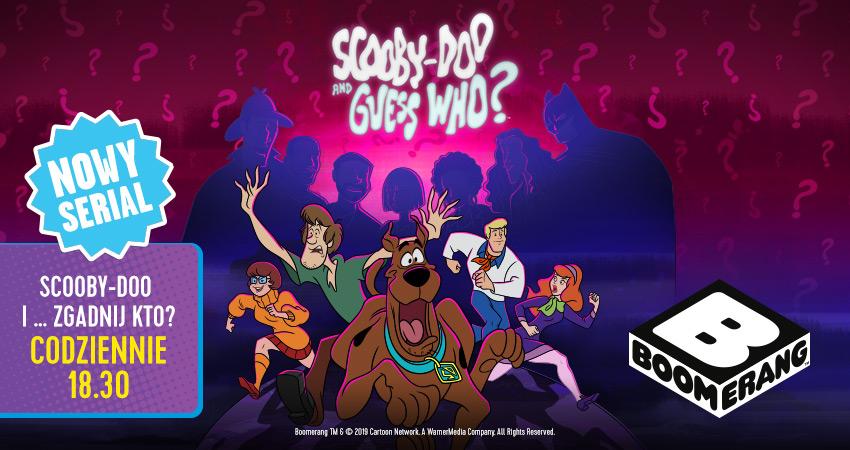 Sto lat Scooby-Doo! Jubileusz 50-lecia kultowej serii