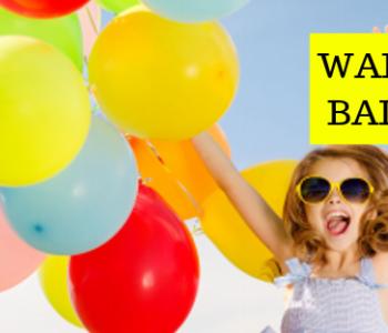 Balonowe Szaleństwo – warsztaty dla dzieci