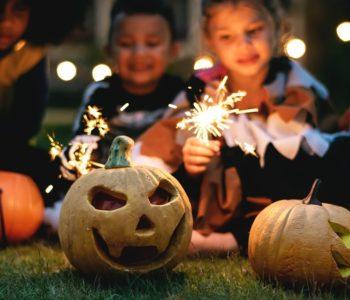 Happy Halloween dla Dzieci w Koneserze