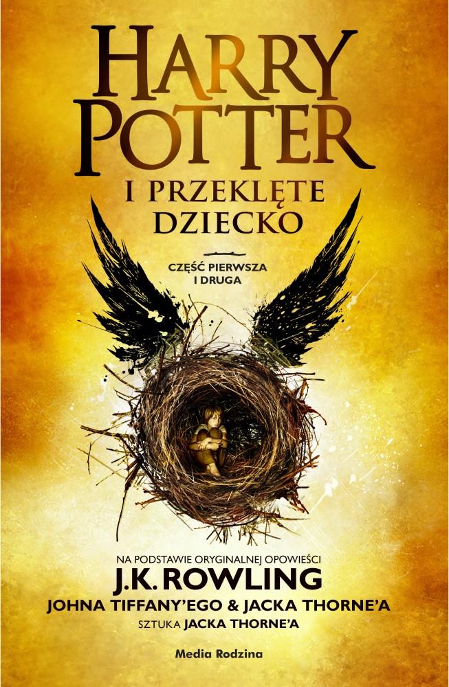 Nowości Media Rodzina - Harry Potter i przeklęte dziecko oraz Jak mówić, żeby maluchy nas słuchały