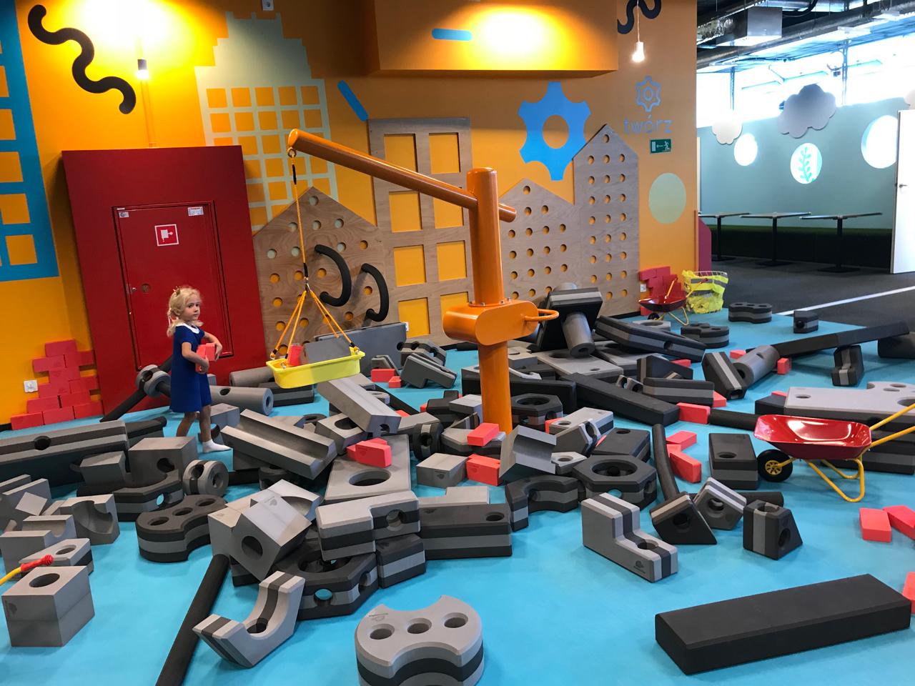 Smart Kids Planet place budowy