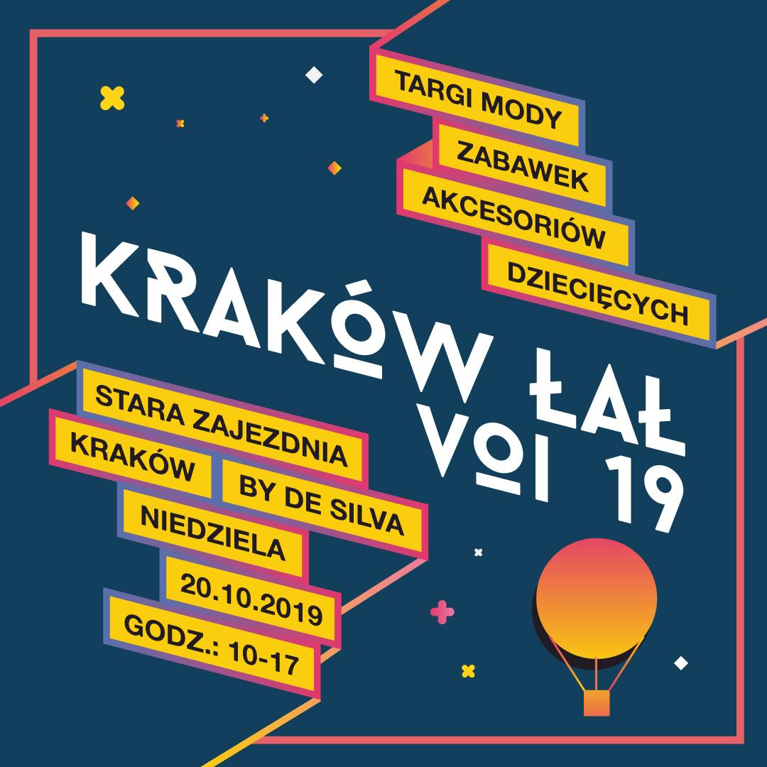 targi mody dziecięcej, akcesoriów i zabawek, czyli jesień z Kraków ŁAŁ.