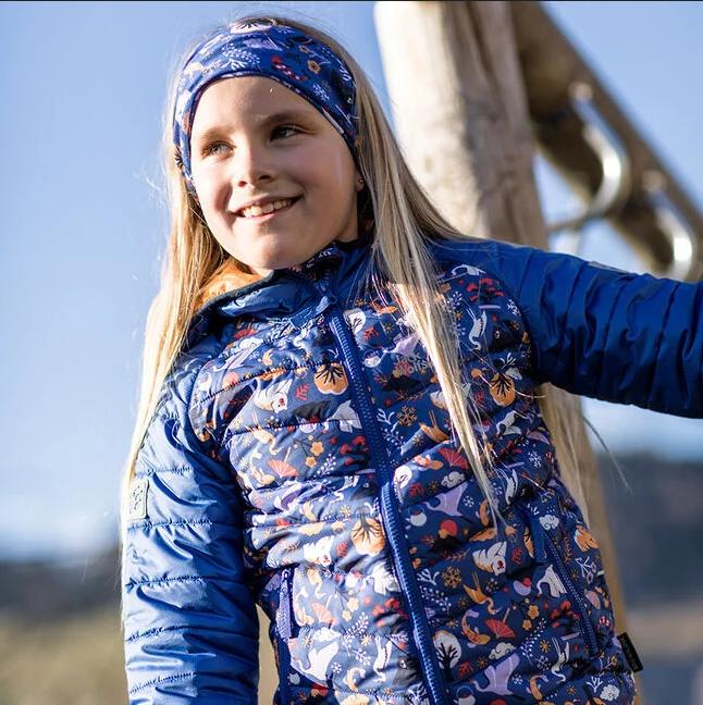 kurtka zimowa dla dziewczynki nastolatki