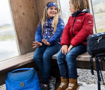 Kurtki zimowe dla dzieci jack wolfskin