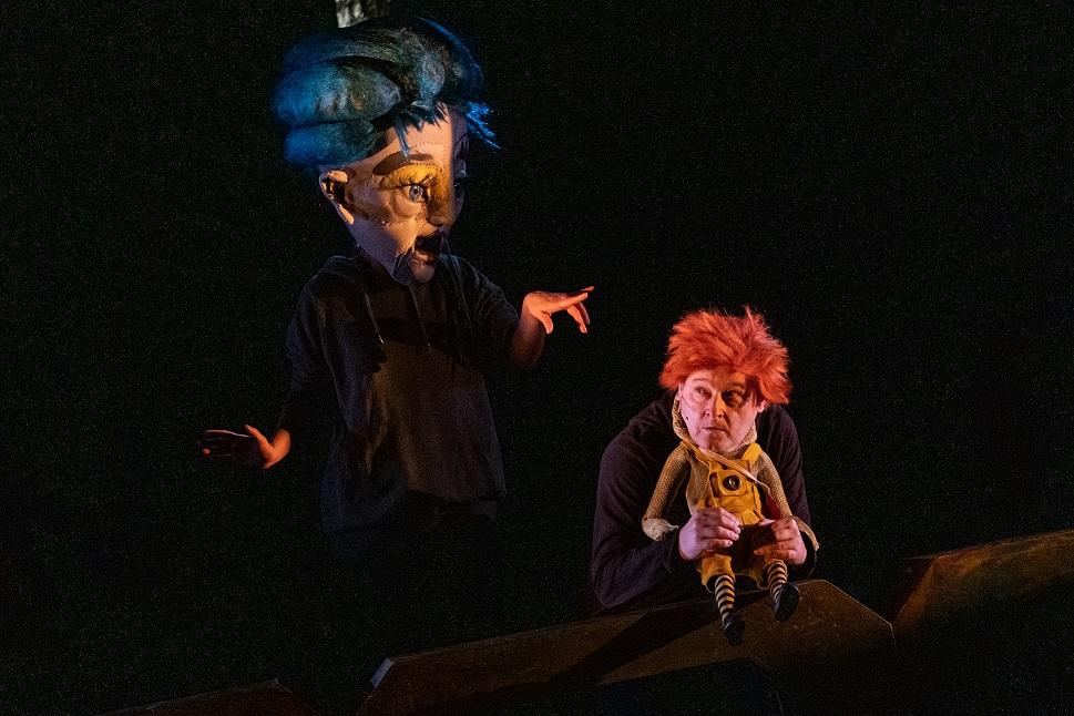 Premiera: O Jasiu i łodydze fasoli, o starej wiedźmie i o studni na końcu świata