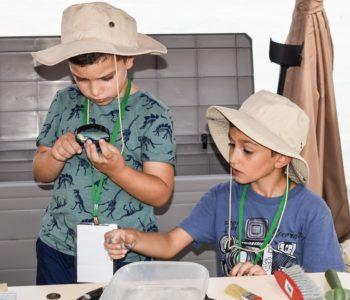Warsztaty archeologiczne dla dzieci, młodzieży i rodzin