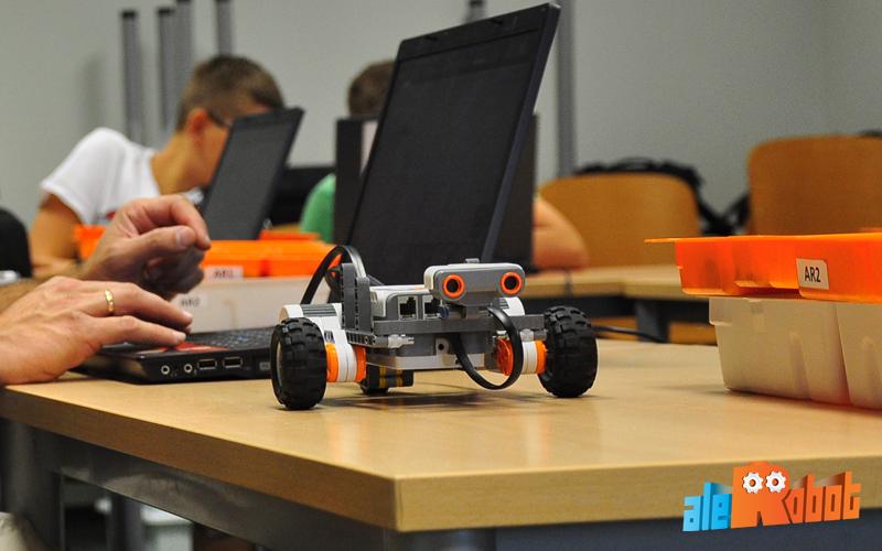 Niesamowity świat robotów z Ale Robot