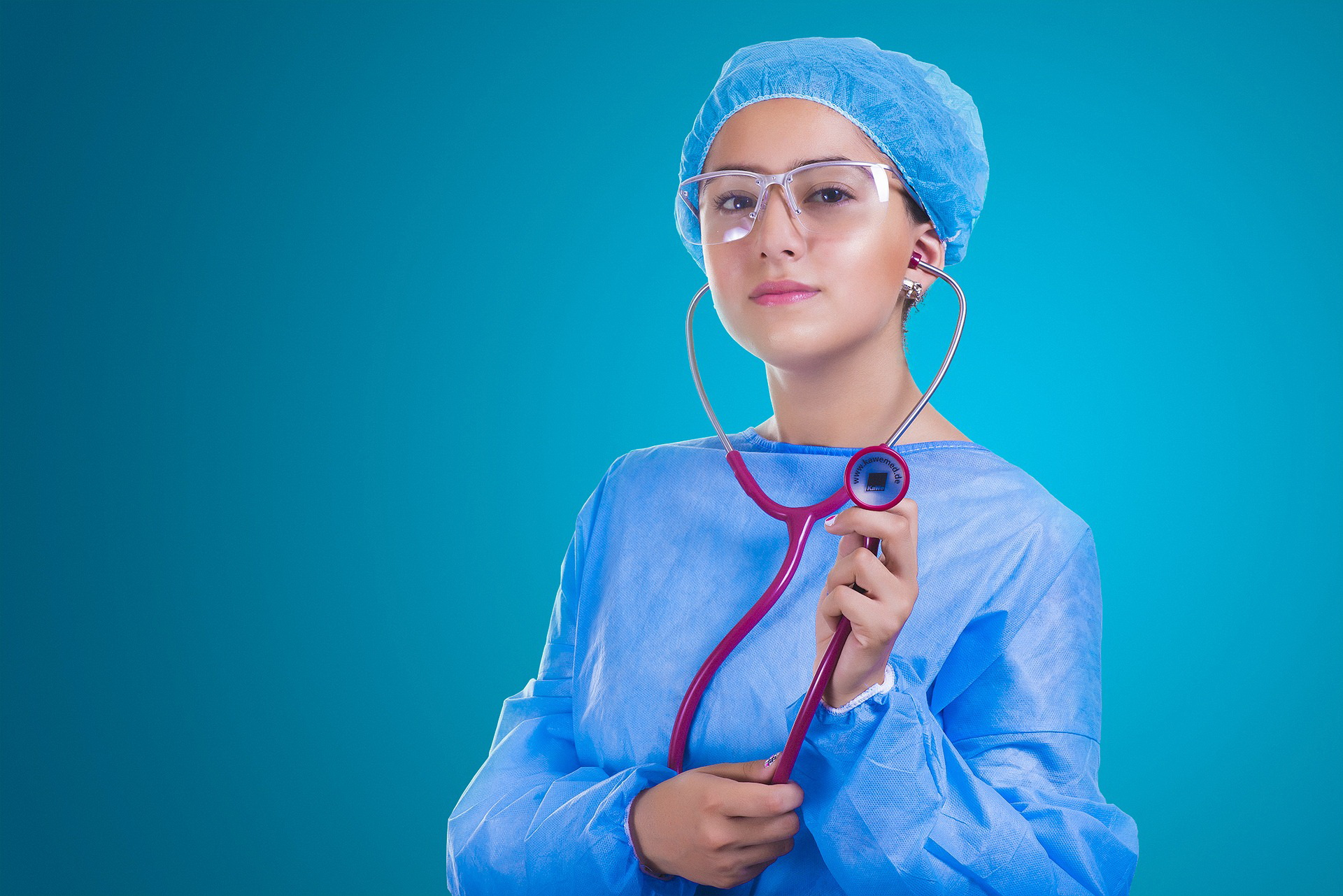 zagadki dla dzieci o zawodach lekarz