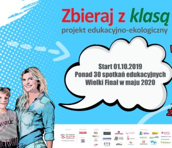VII edycja akcji Zbieraj z Klasą.