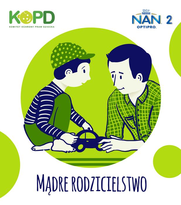 Startuje kampania edukacyjna Komitetu Ochrony Praw Dziecka: Mądre rodzicielstwo