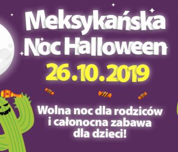 Noc Halloween w Loopy's World