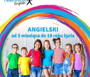 Angielski dla dzieci metodą Helen Doron już w Koziegłowach