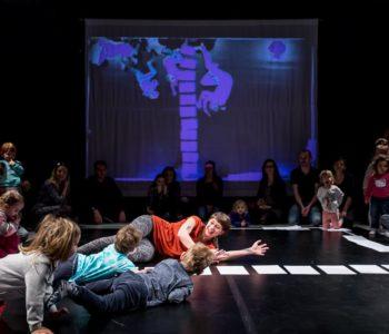 Interaktywny spektakl dla dzieci w Starym Browarze