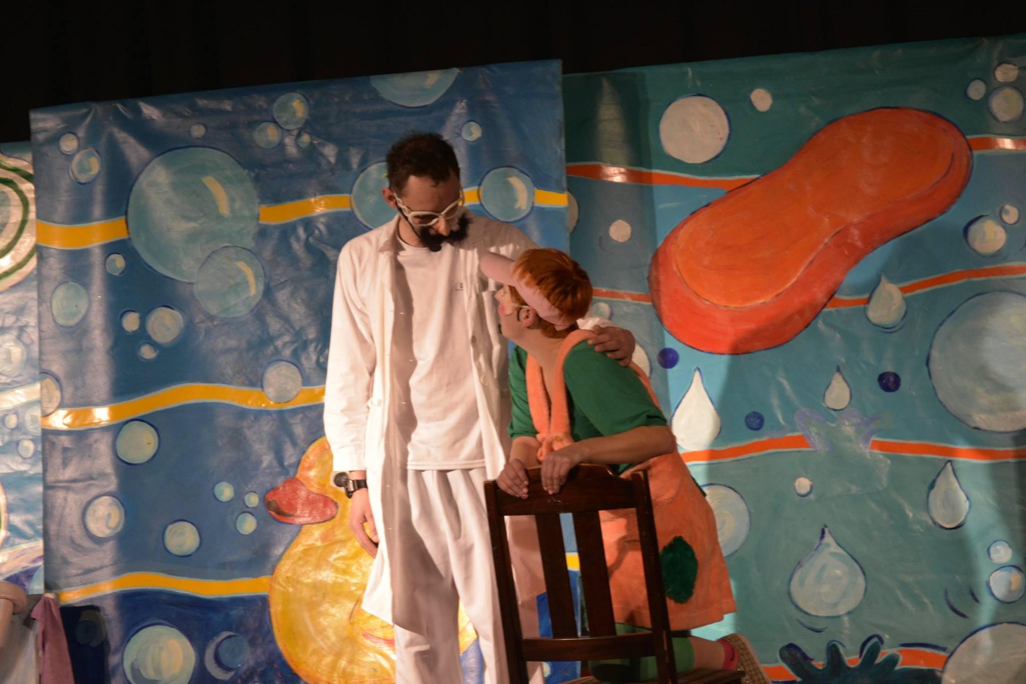 Teatrzyki Niedzielne: W zdrowym ciele zdrowy duch