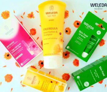 Wygraj zestawy kosmetyków firmy Weleda