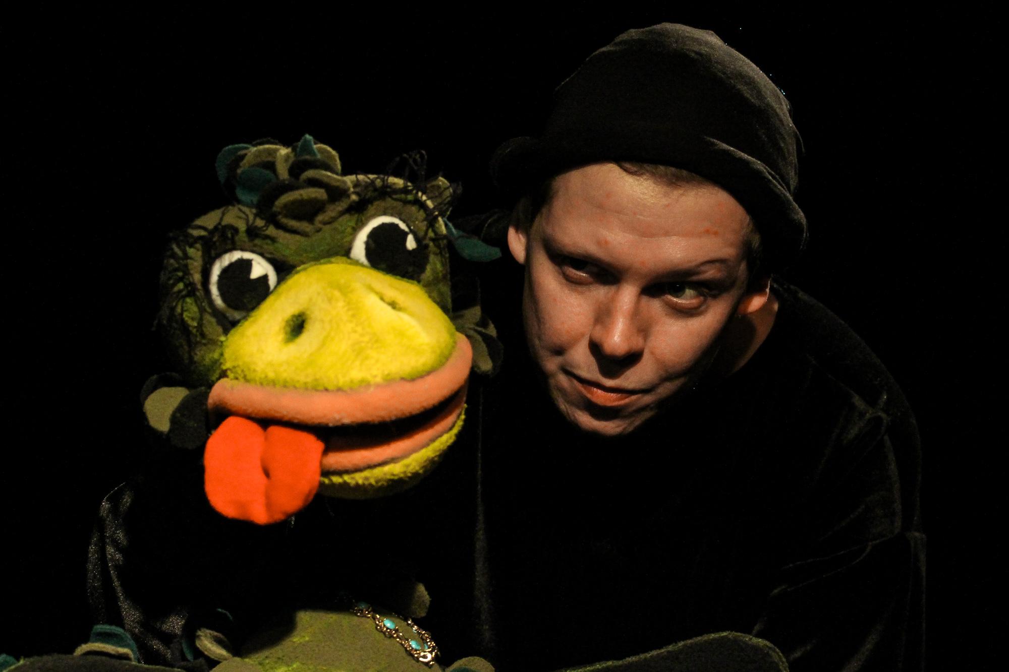 Teatrzyki Niedzielne: Zielona wrona