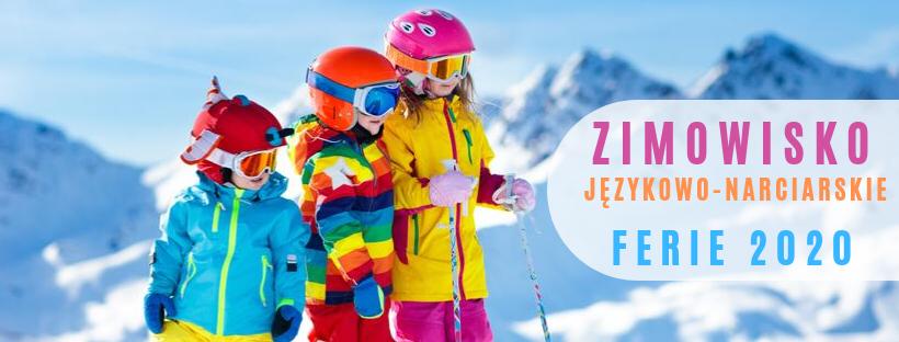 Zimowisko językowo - narciarskie Kościelisko 2020