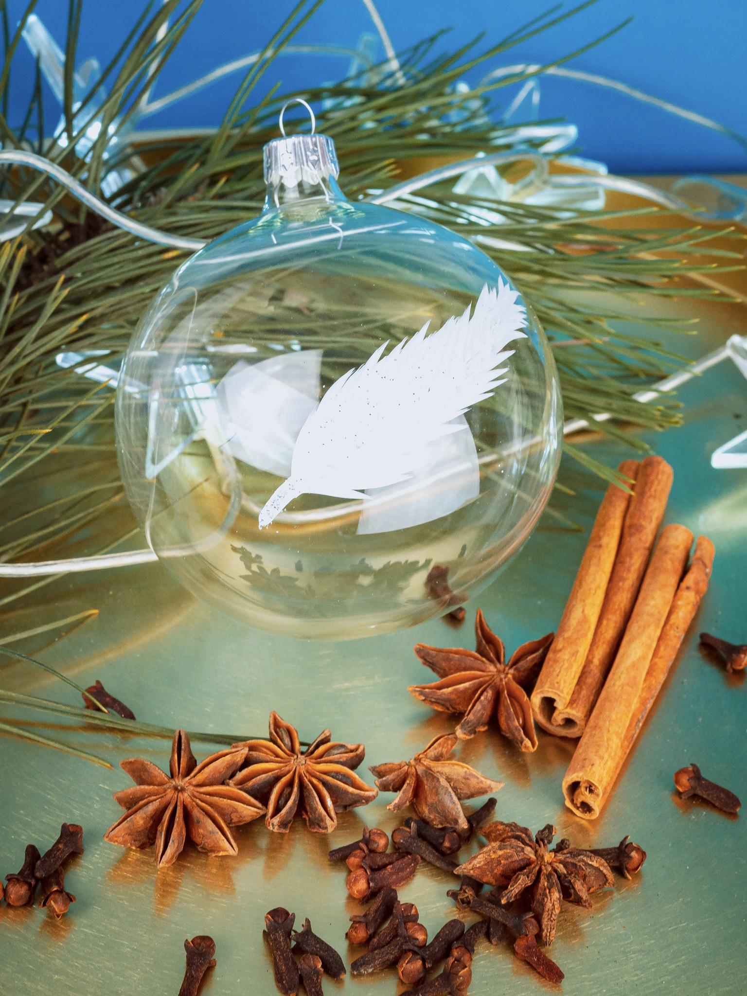Szkłem i zapachem - warsztaty świąteczne. Gliwice