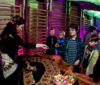Zabawy Okolicznościowe 250 m pod ziemią – Andrzejki