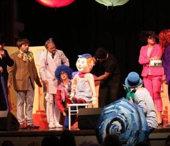 Bajka na niepogodę w Woli – spektakl charytatywny