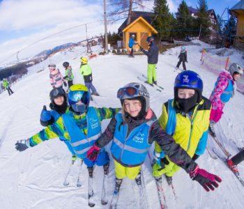 Kolonia narciarska 7-12 lat w Tatrach