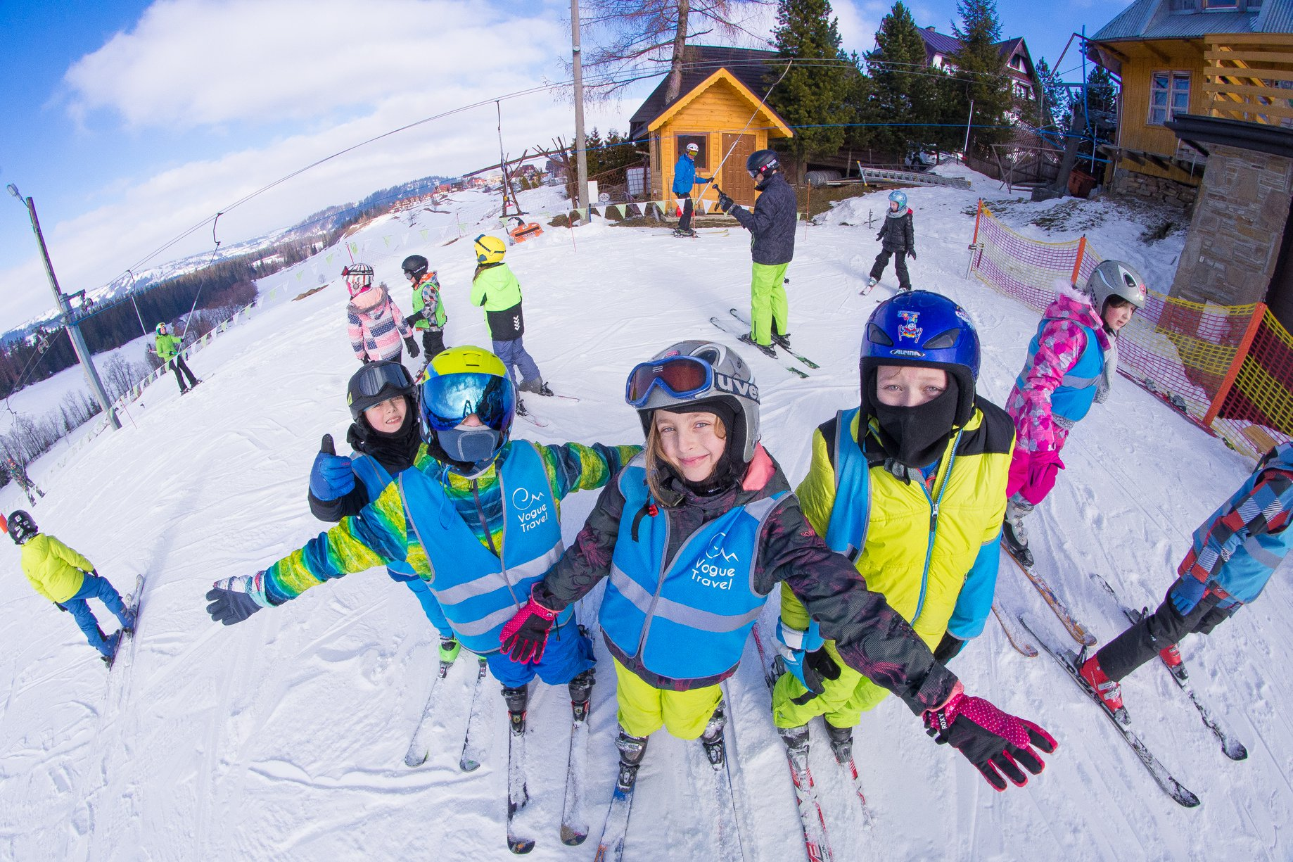 Obóz narciarski Vogue Travel