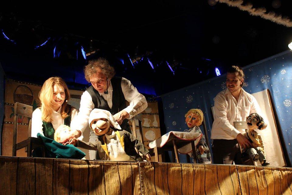 Teatr Qfer: Opowieść wigilijna