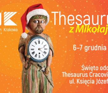 Thesaurus z Mikołajem – święto oddziału Thesaurus Cracoviensis