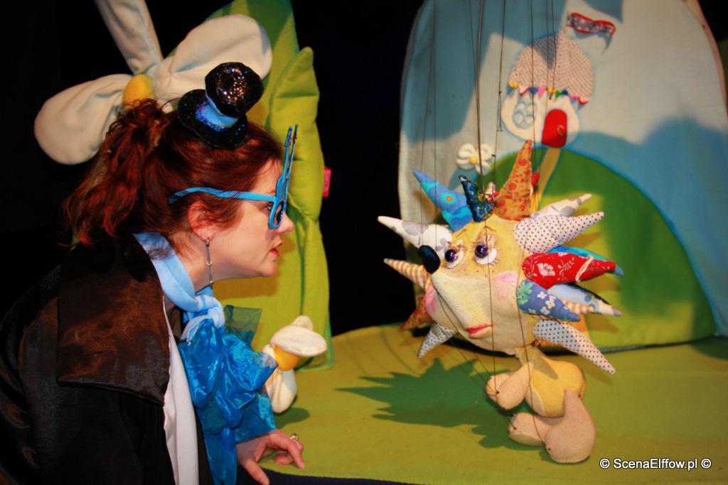 Poranek familijny. Teatr Scena Elffów: Cudny dzień z muzyką Mozarta