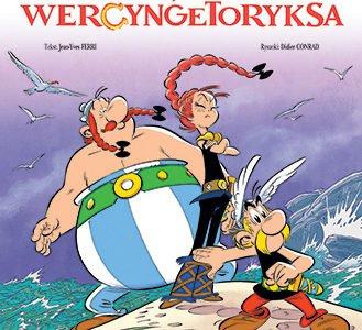 Idzie nowe…w wiosce u Asteriksa pojawiła się ona!