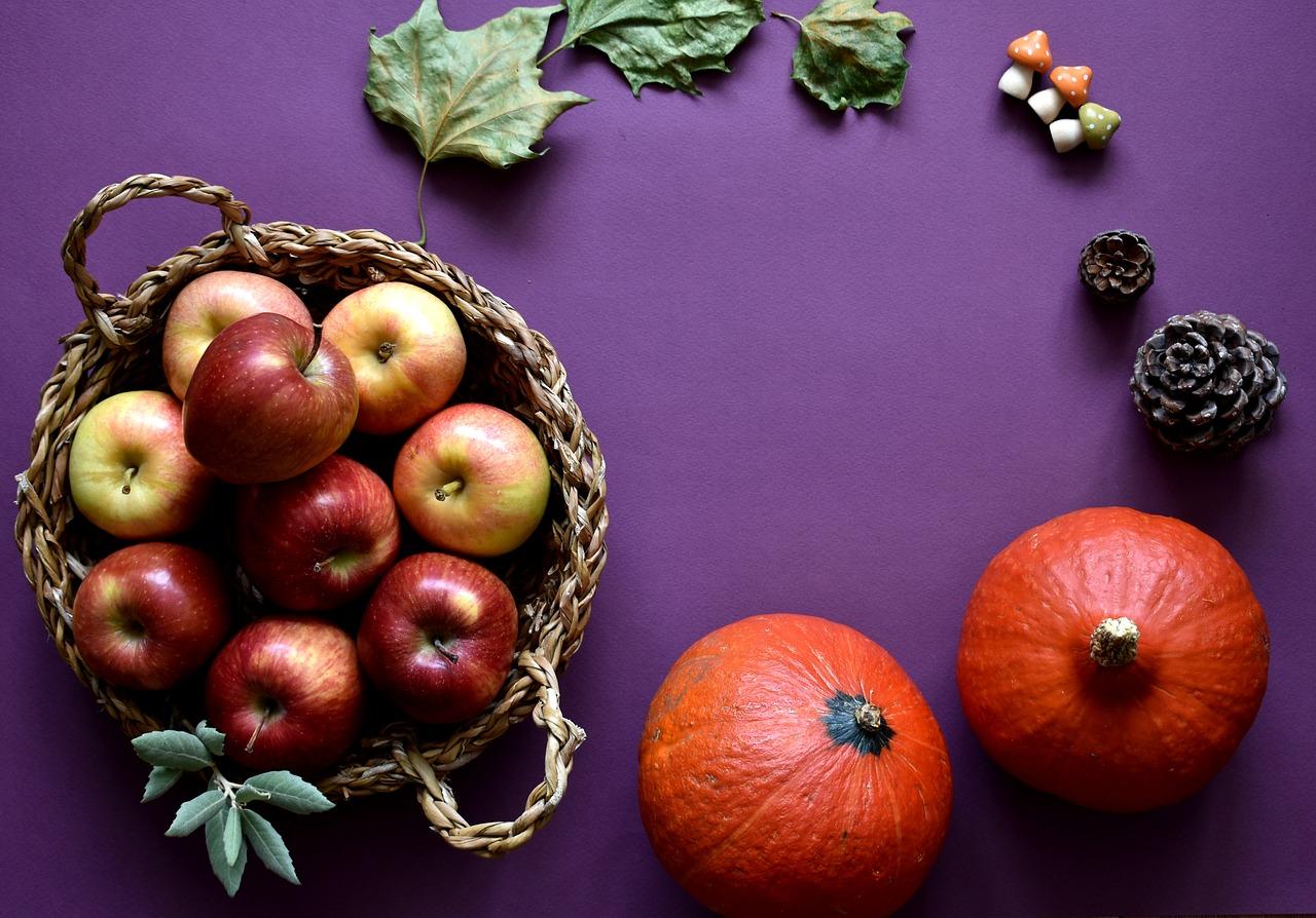 Smaczna i zdrowa impreza listopadowa