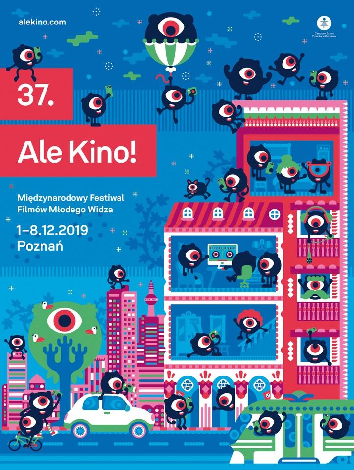 37. Ale Kino! Międzynarodowy Festiwal Młodego Widza