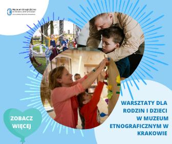 Wakacje w Cricotece – warsztaty dla dzieci
