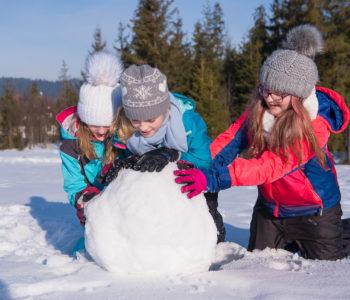 Zimowiska na maxa – Tatry