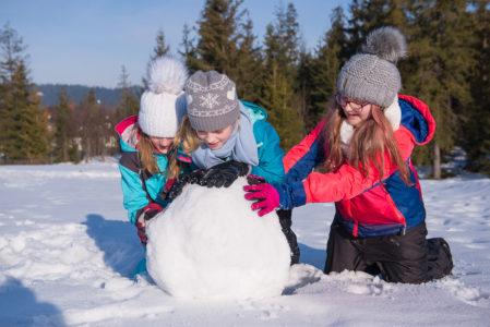 Zimowiska na maxa - Tatry