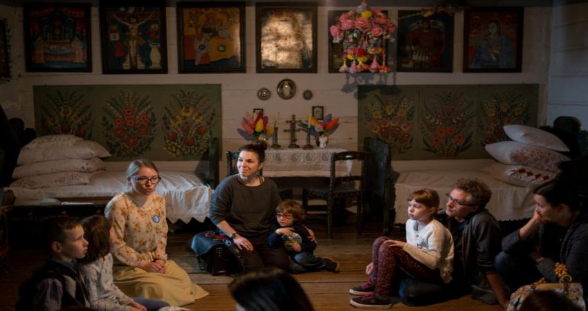 Muzeum Etnograficzne w Krakowie atrakcje dla dzieci