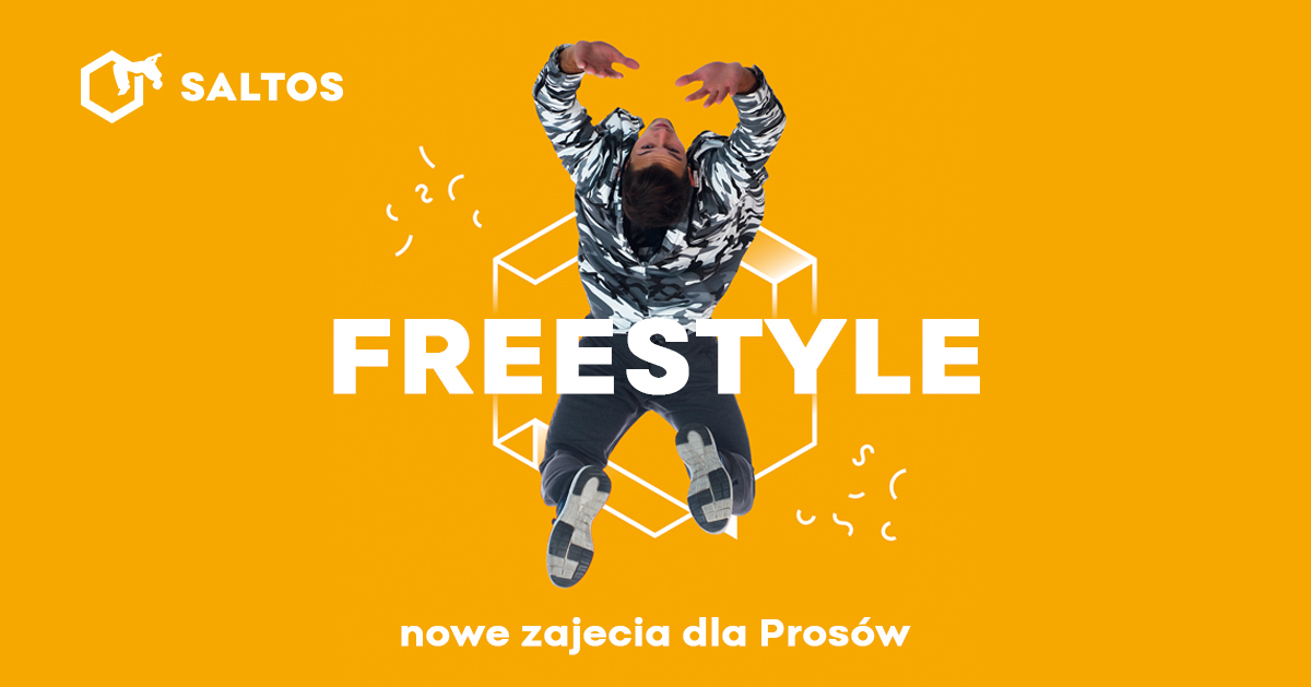 Freestyle na trampolinach