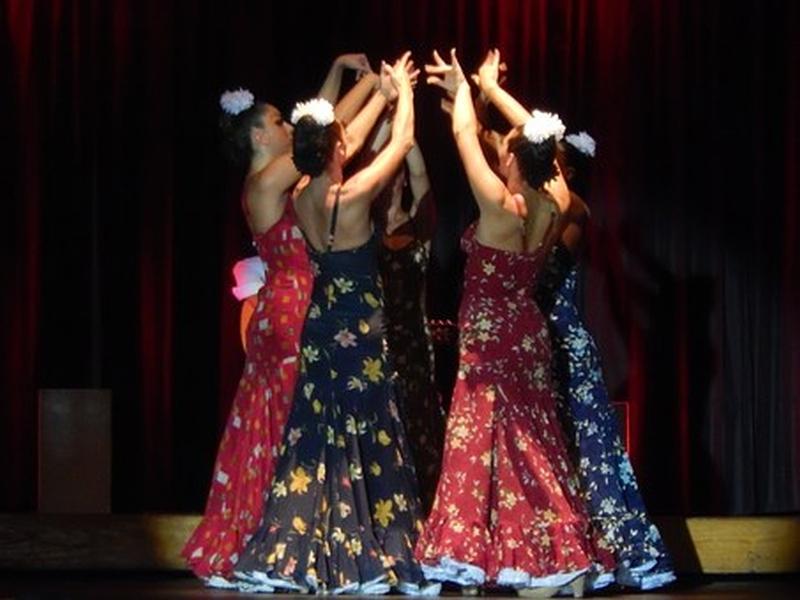 Flamenco dla dzieci w Nutka Cafe