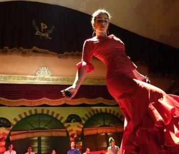 Flamenco dla dorosłych i młodzieży w Nutka Cafe