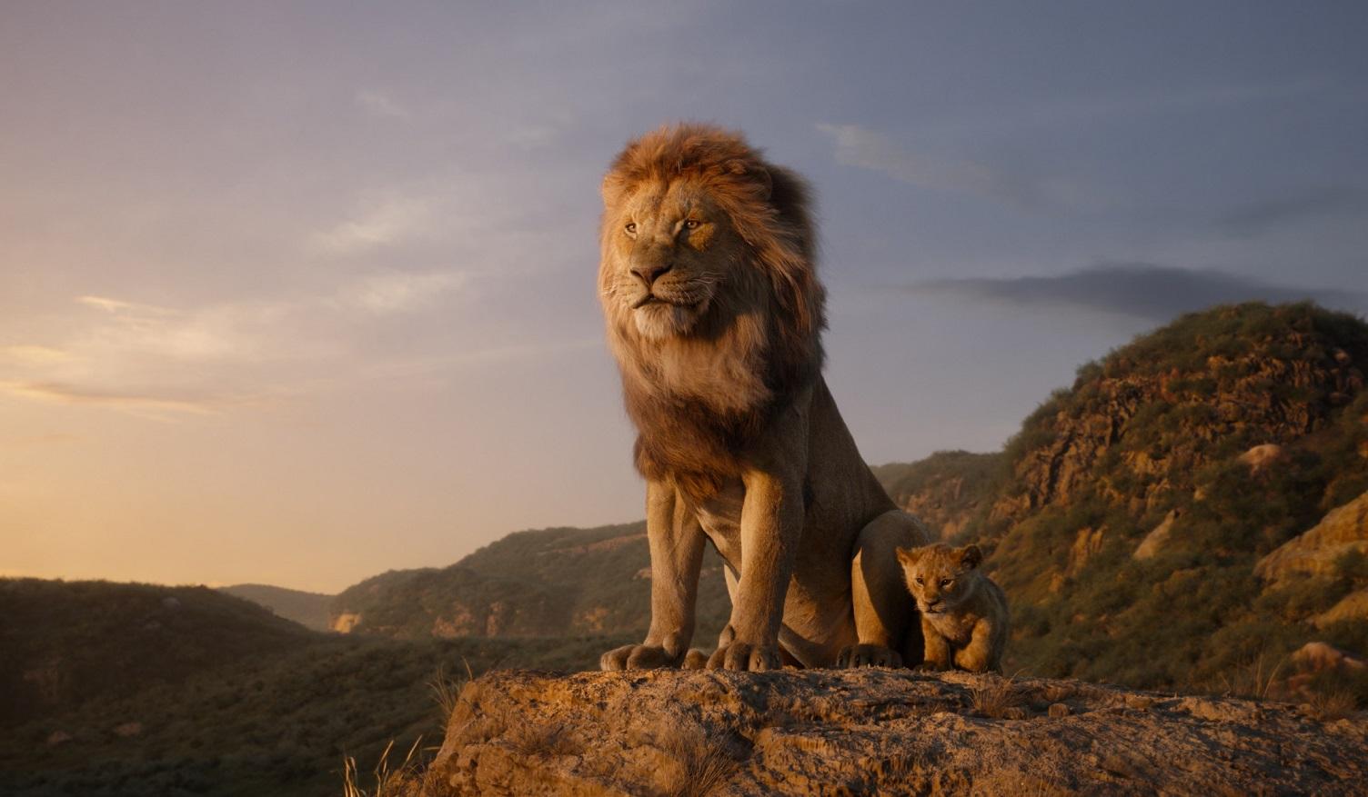 Król Lew – premiera Blu-ray i DVD