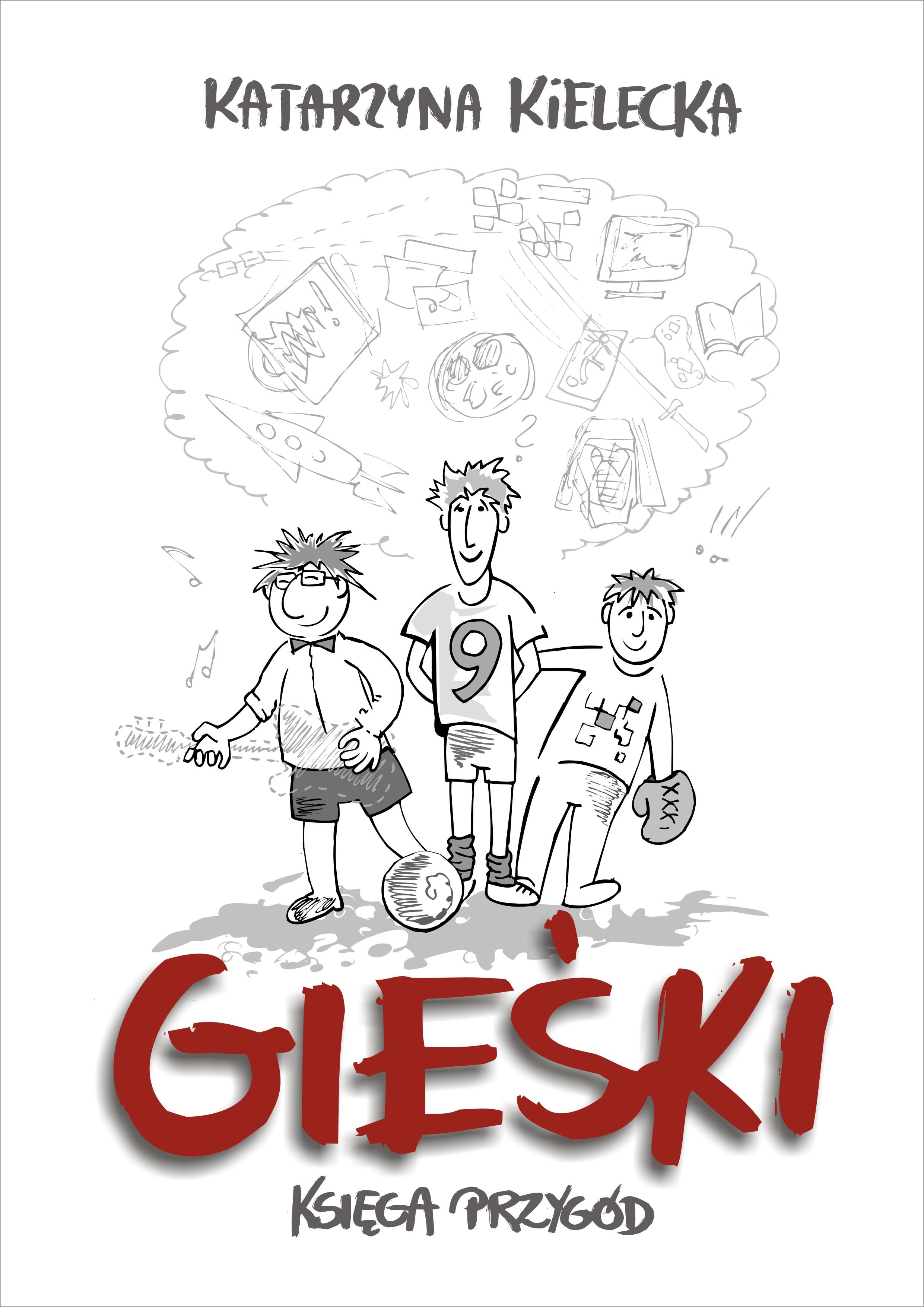 Gieśki. Premiera książki dla dzieci