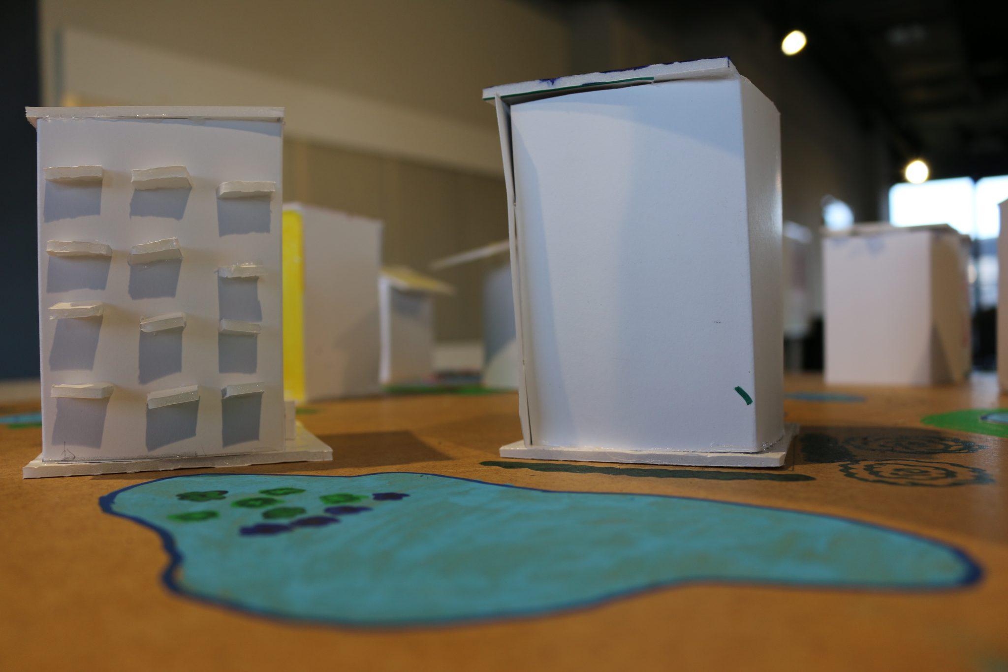 Ja – kreator przestrzeni miejskiej - warsztaty architektoniczno-urbanistyczne. Tychy