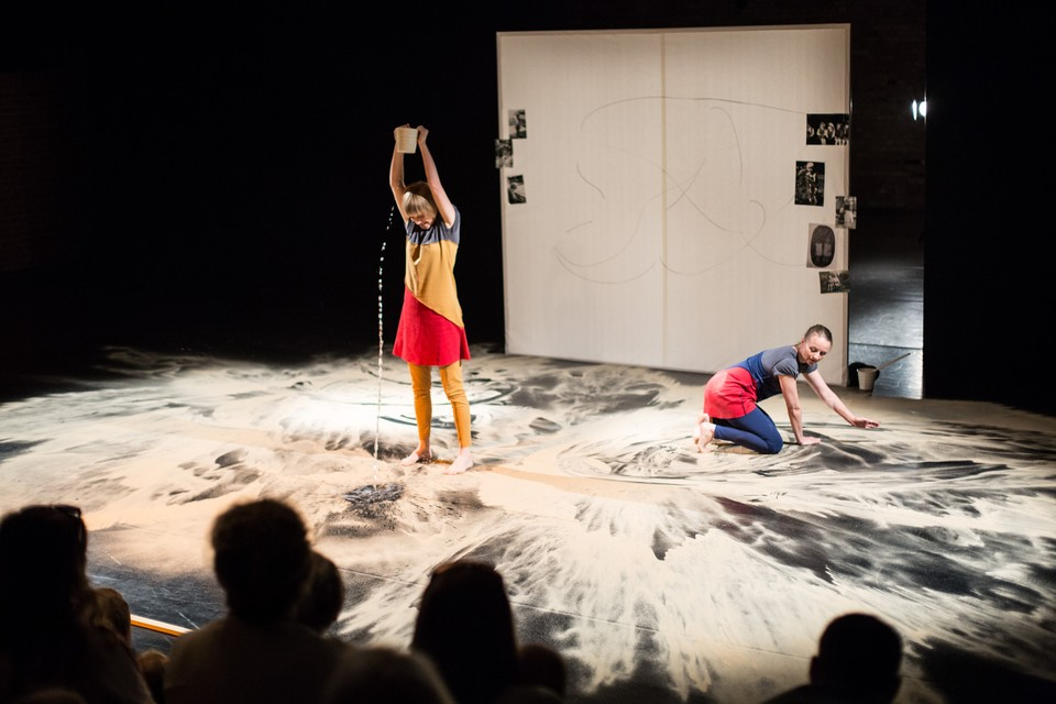 Teatr Atofri: Ślady