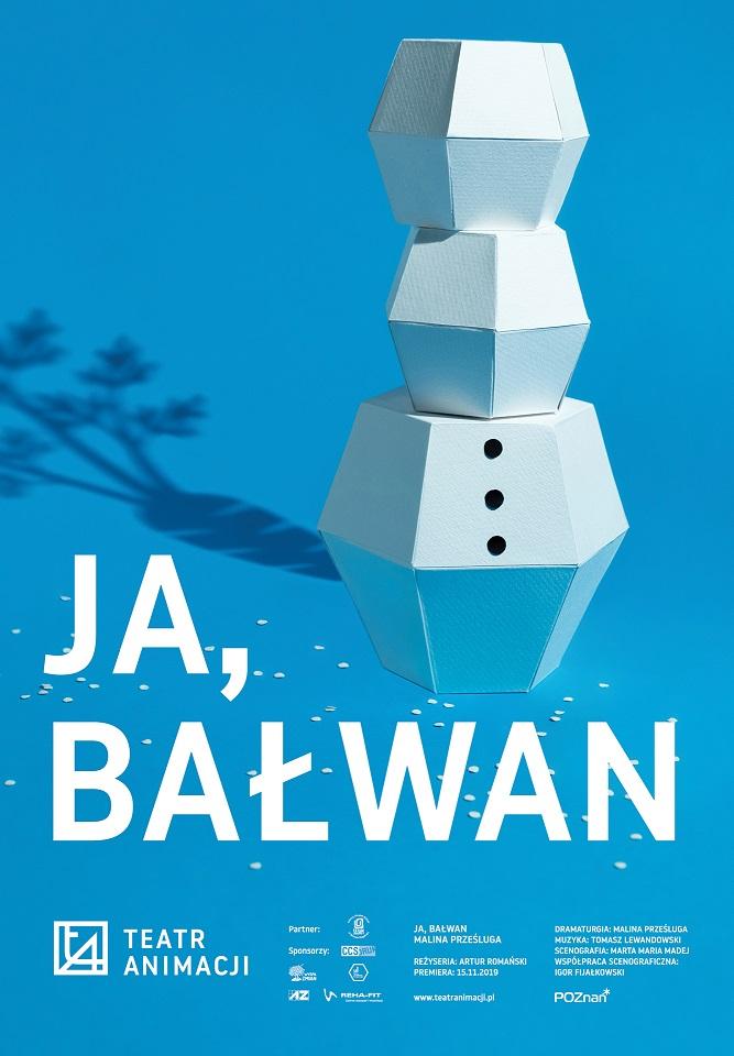 Teatr Animacji: Ja, Bałwan