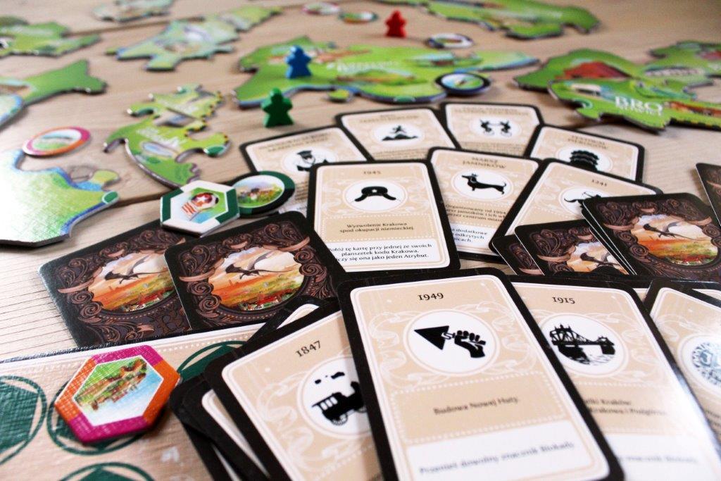KOd Krakowa - wielki turniej gry planszowej