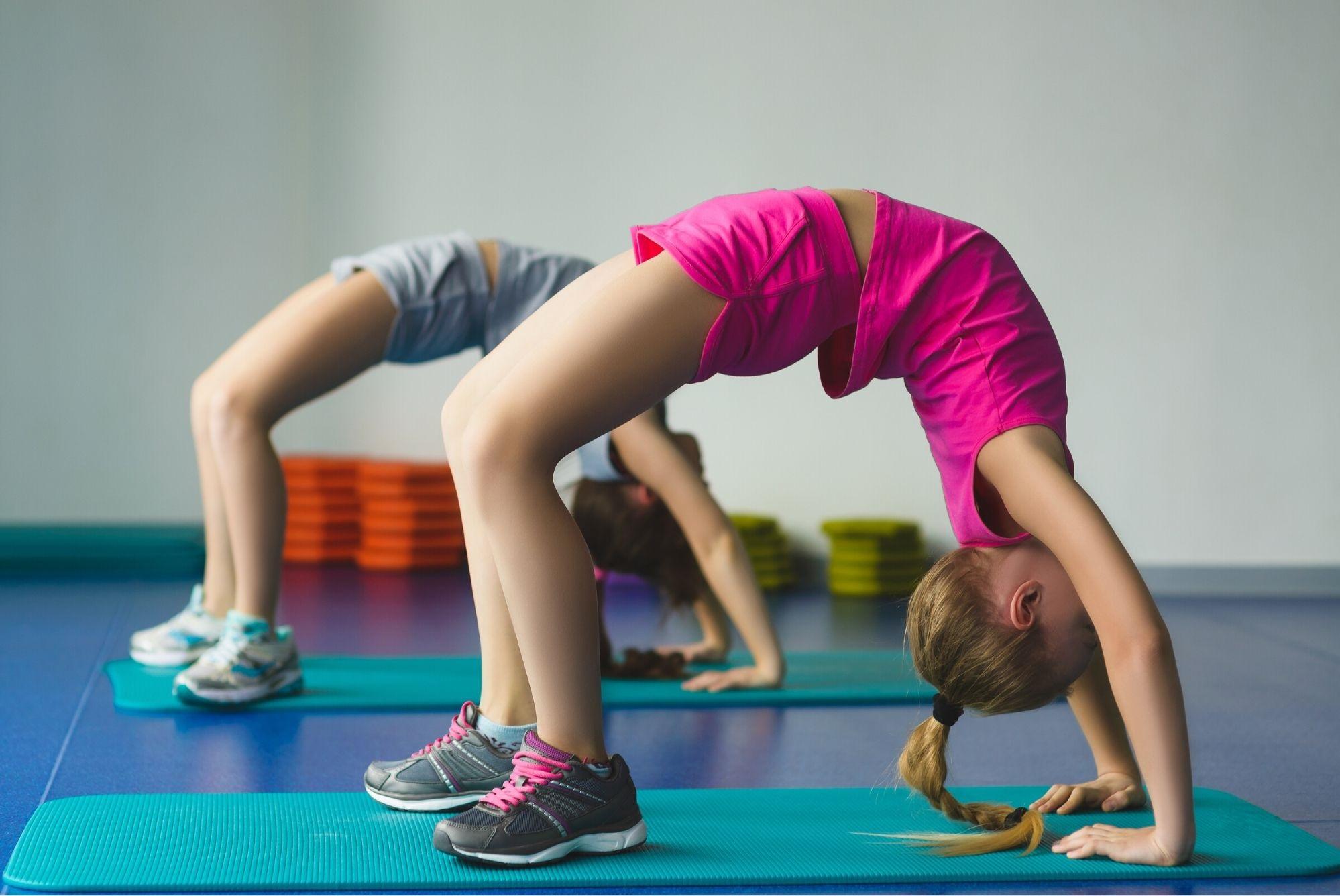 Ferie z gimnastyką i akrobatyką! Obóz zimowy w Wiśle