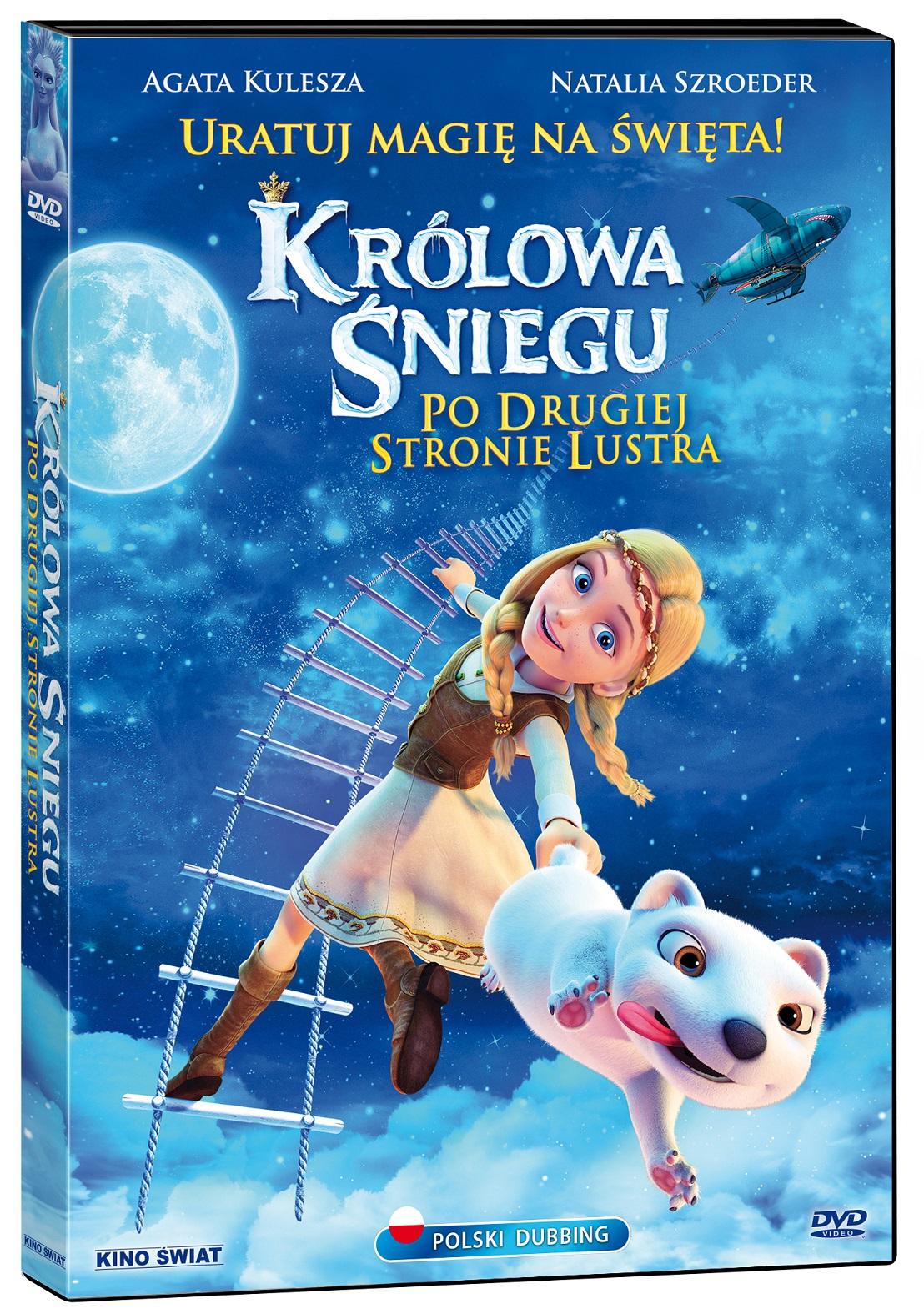 Królowa Śniegu: po drugiej stronie lustra. Premiera DVD