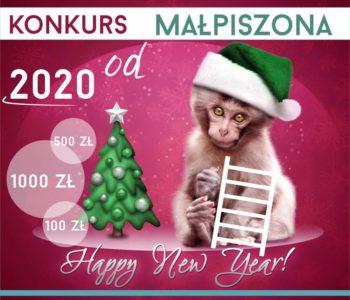 Świąteczny konkurs od MALPISZON.pl dla czytelników!