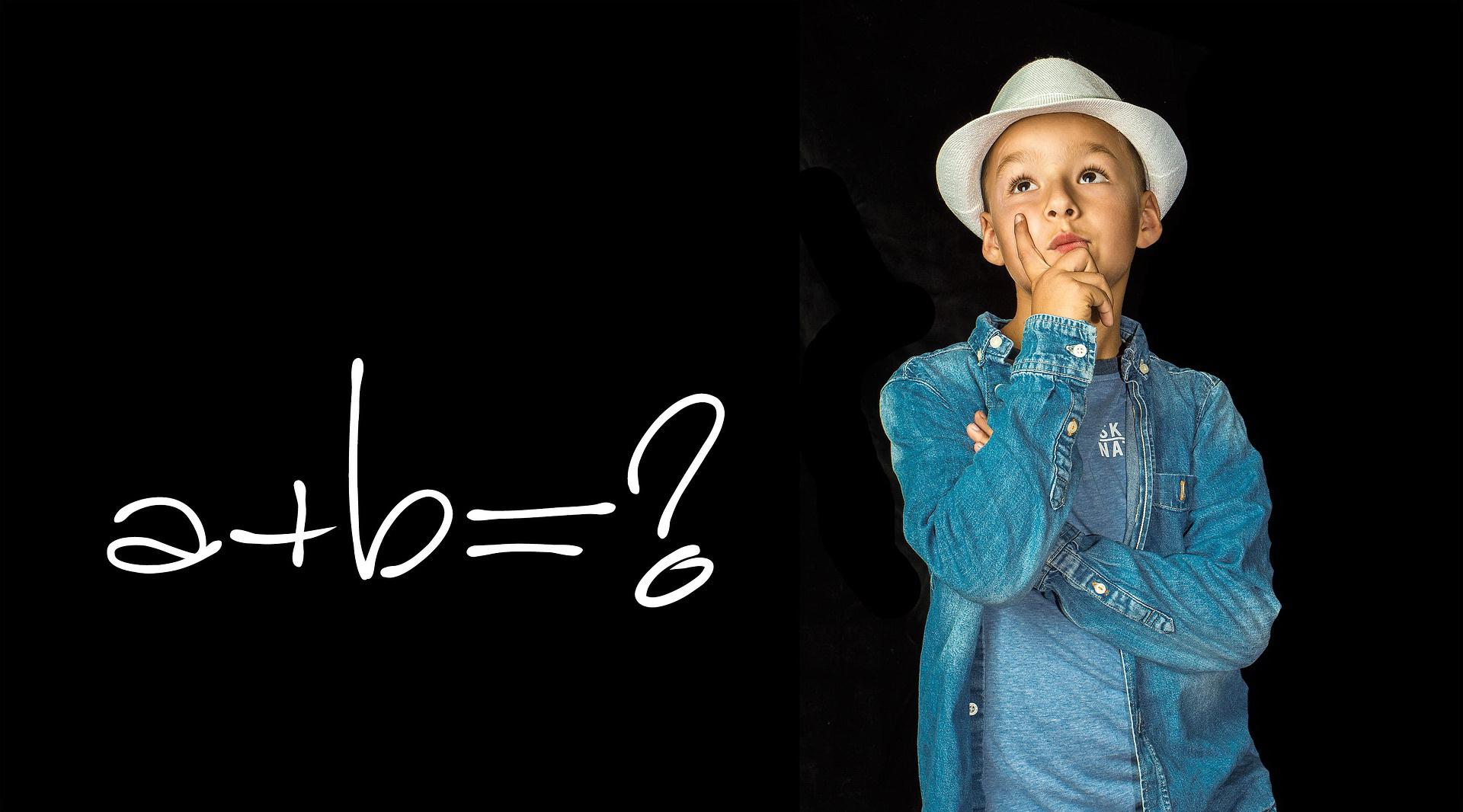 Trudne zagadki matematyczne dla dzieci z odpowiedziami