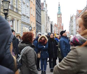 Odbudowa Gdańska – historia alternatywna. Spacer Gdańskich Miniatur